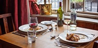 £29 -- 'Inspired' 2-Course Meal for 2 in Shropshire, 42% Off