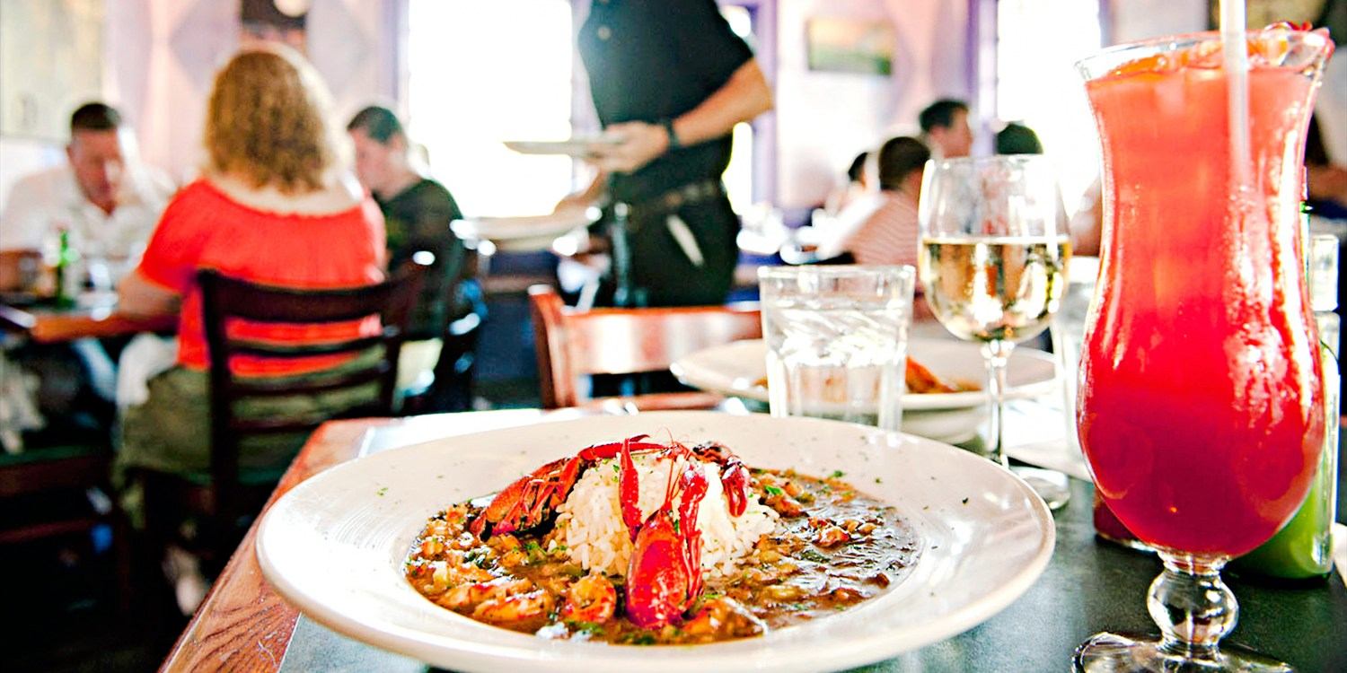 $39 -- Cajun Queen: City's 'Best Cajun Food' for 2, Reg. $80
