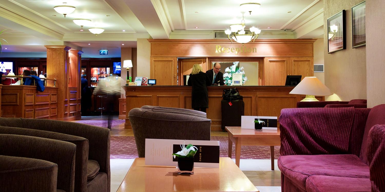 Hallmark Hotel Glasgow -- Glasgow