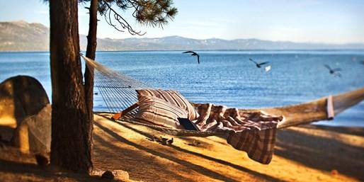 Travelzoo Deal: $159 -- Lake Tahoe 2-Night Beachfront Escape, $100 Off