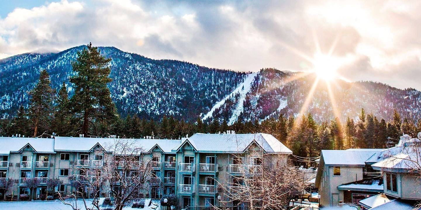 £163 – Lake Tahoe 2-Night Stay thru May, Save 40% -- South Lake Tahoe, CA