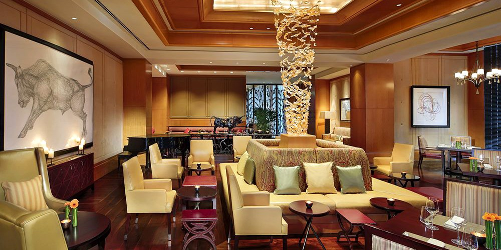 The Ritz-Carlton, Dubai International Financial Centre -- Dubai, United Arab Emirates