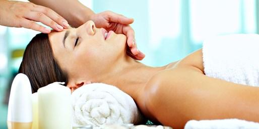 $75 -- Time Out Pick: Massage, Mani/Pedi & Bubbly, Reg. $138