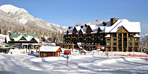 $199 -- Kicking Horse: 2 Nights in Ski-In, Ski-Out Suite