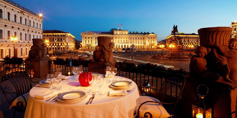 Rocco Forte Astoria Hotel -- St Petersburg, Russia