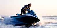 $99 -- Ride a Jet Ski Past the Statue of Liberty into Summer