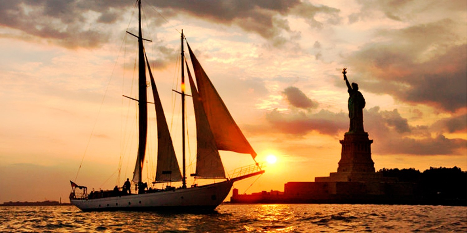 $45 -- Tall Ship Evening Jazz Sail w/Drink, Reg. $69