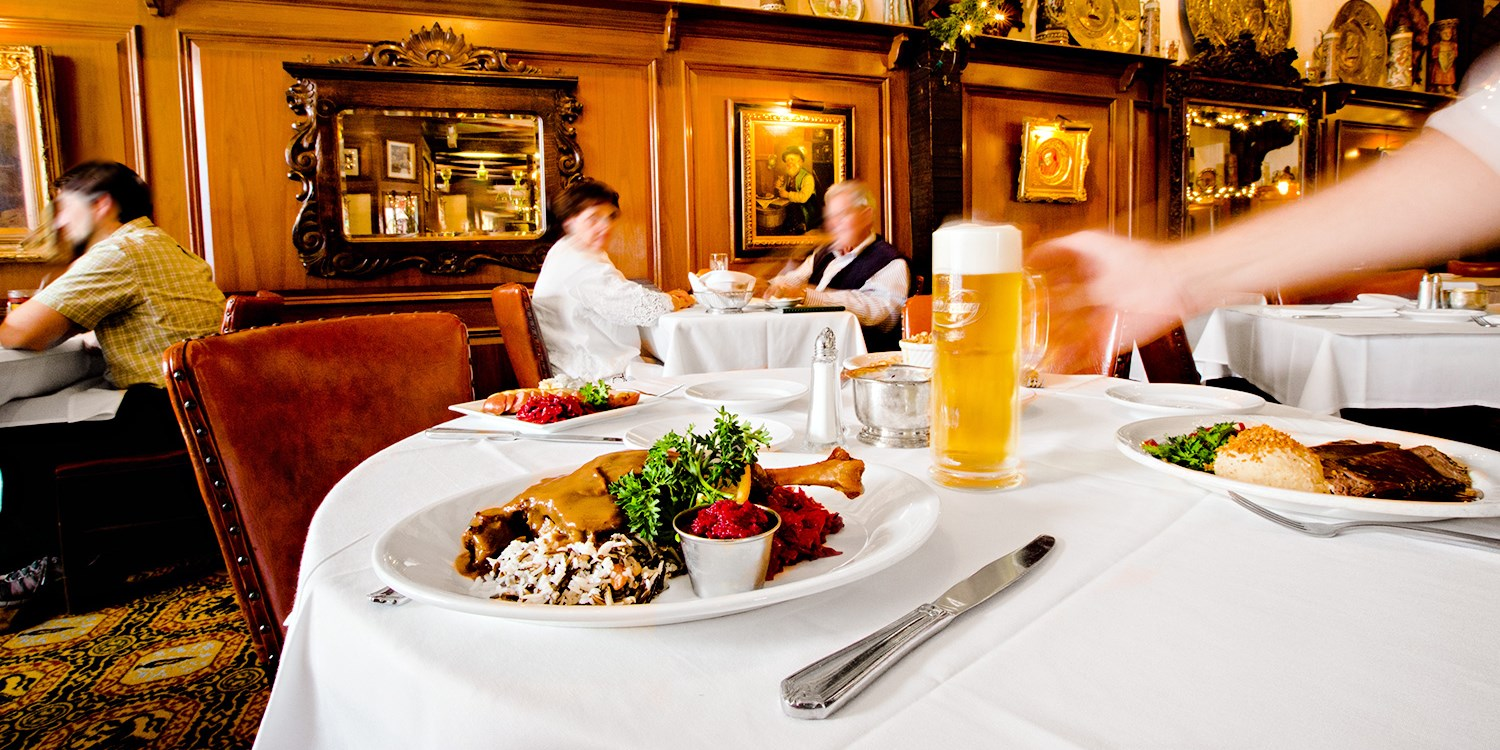 Karl Ratzsch's: 'Milwaukee's Finest German Cuisine,' 50% Off