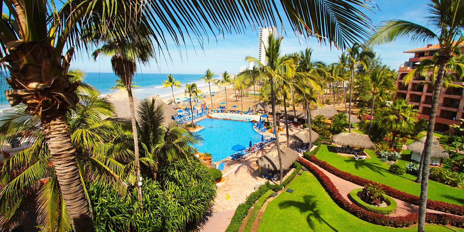 $179 -- Mazatlan 3-Night Beachfront Escape for 2, Save 60%