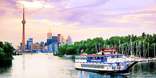 Toronto: Brunch, Lunch & Dinner Cruises, Up to 45% Off