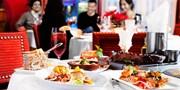 $99 -- Taberna del Alabardero: Dinner for 2 w/Bottle of Cava