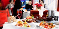 $99 -- Taberna del Alabardero: Dinner for 2 w/Bottle of Cava