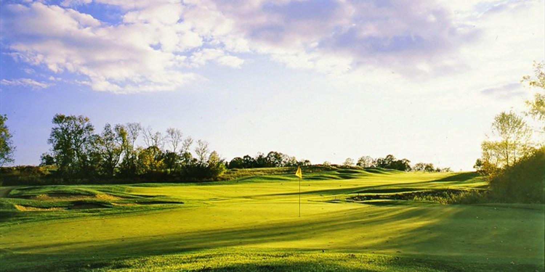 Golf for 1-4 at The Bog: Arnold Palmer-Designed Course
