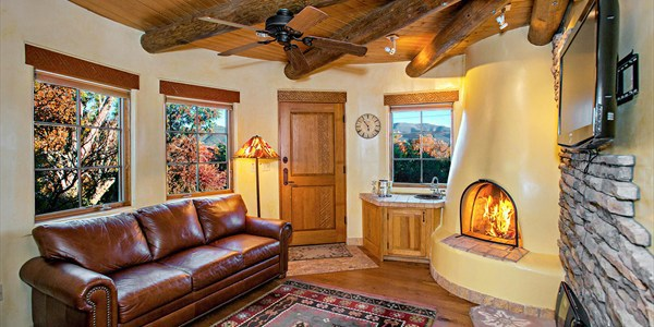 $149 -- Charming Taos B&B through April, 45% Off