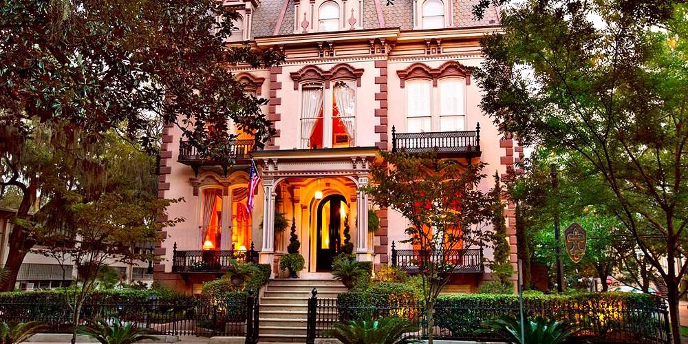 Hamilton-Turner Inn -- Savannah, GA