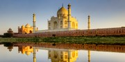 £1895pp -- 14-Nt India Tour w/Flights & Trips, Save £1000+
