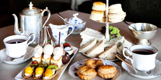 £15 -- Afternoon Tea for 2 near Durham, Save 50%