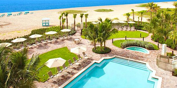 Fort Lauderdale Marriott Pompano Beach Resort and Spa -- Hillsboro Beach, FL