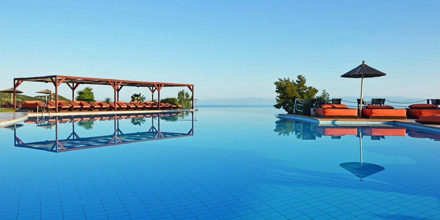 Alia Palace Luxury Hotel and Villas -- Kassandra, Greece
