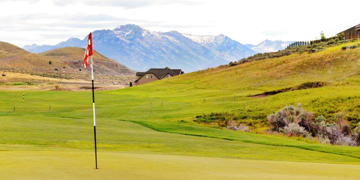 $49 -- 2014 'Best Course' The Ranches: Golf for 2, 50% Off
