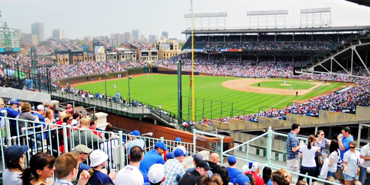 $79 & up -- Cubs Rooftop w/Burgers & Beer, up to 45% Off