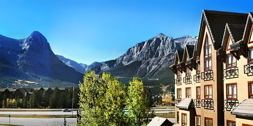 $84 & up -- Rockies: Canmore Hotel w/Wi-Fi, Save $50