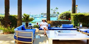 5-Diamond Resort: Spa & Seaside Pool Day in Marina Del Rey