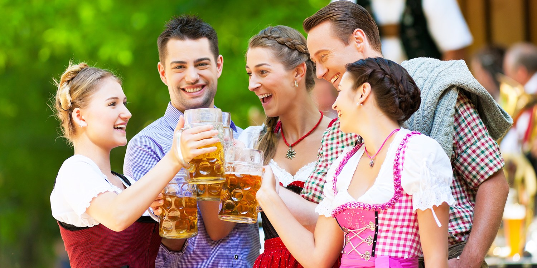 $18 -- Octoberfest at Marlins Park: Entry & Beer, 50% Off
