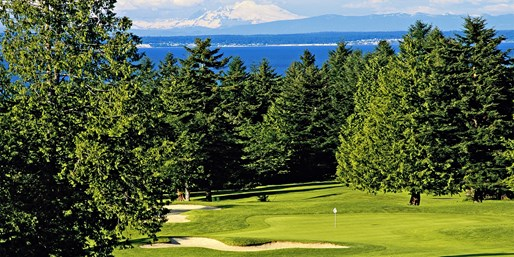$89 -- Port Ludlow Golf: 18 Holes w/Cart for 2, Reg. $160