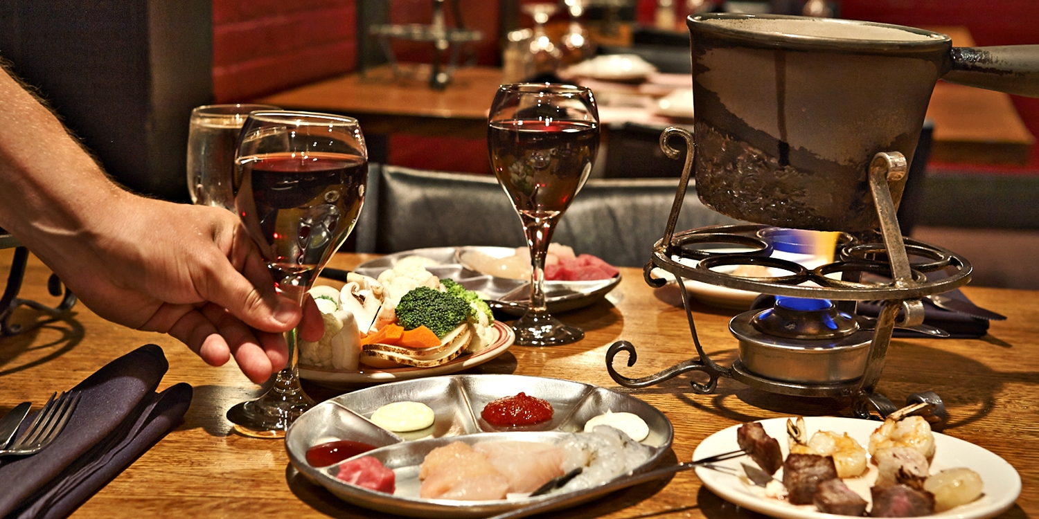 $30 -- 'Best of Chicago': Half Off Fondue Dining for 2