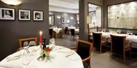 59 € -- Rossini: 4 Gourmetgänge für 2 mit Seeteufel & Kalb