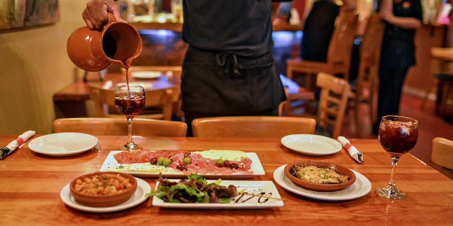 $25 -- Half Off Tapas for 2: 96% of Subscribers Love It