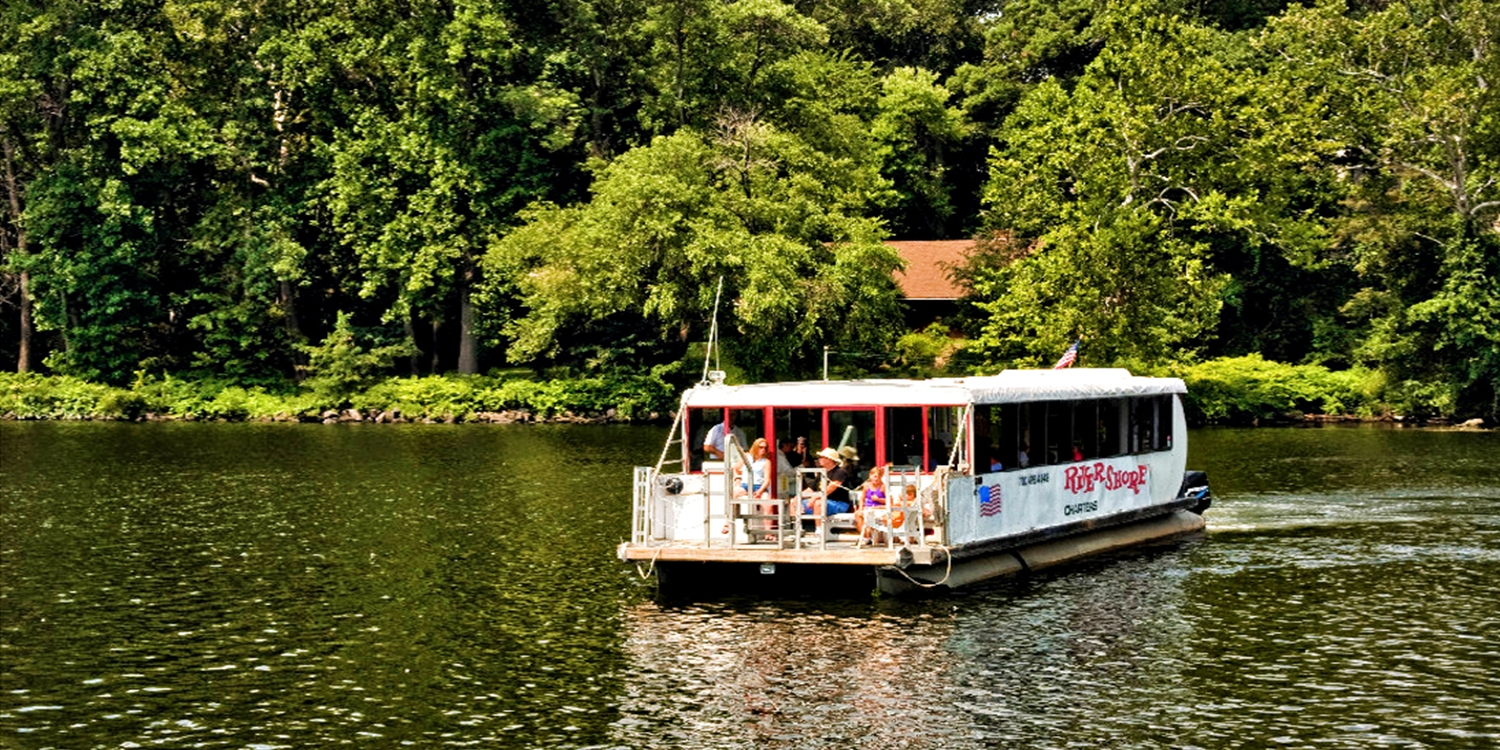$14 -- Occoquan River Wildlife Cruise for 2, Reg. $24