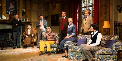 £14.75 & up -- Agatha Christie's 'The Mousetrap' in Swindon
