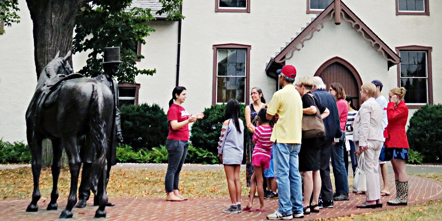 $15 -- Top-Rated Tour of Pres. Lincoln's Cottage, 50% Off