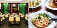 $69 -- Hilton Markham: Friday Steak Dinner for 2 w/Wine