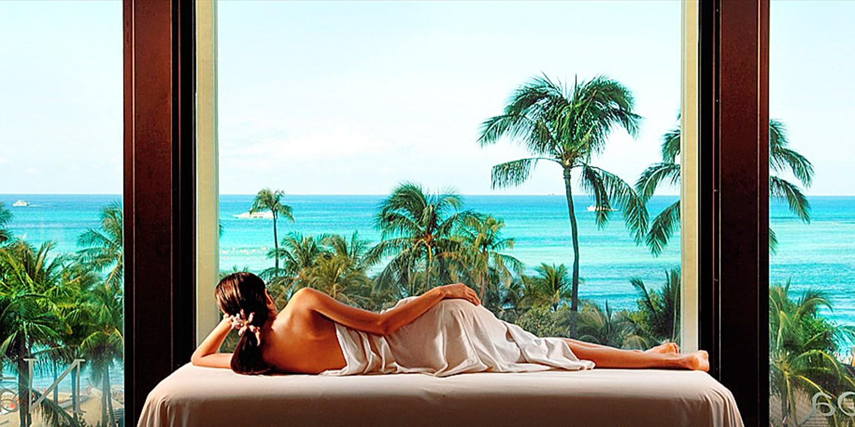 $149 -- Hyatt Waikiki Spa Day w/Massage & Facial, Half Off