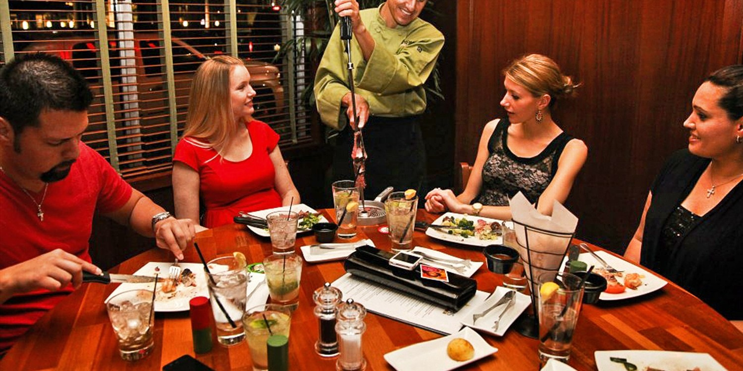 $30 -- CityPlace: Unlimited Brazilian Steakhouse Lunch for 2