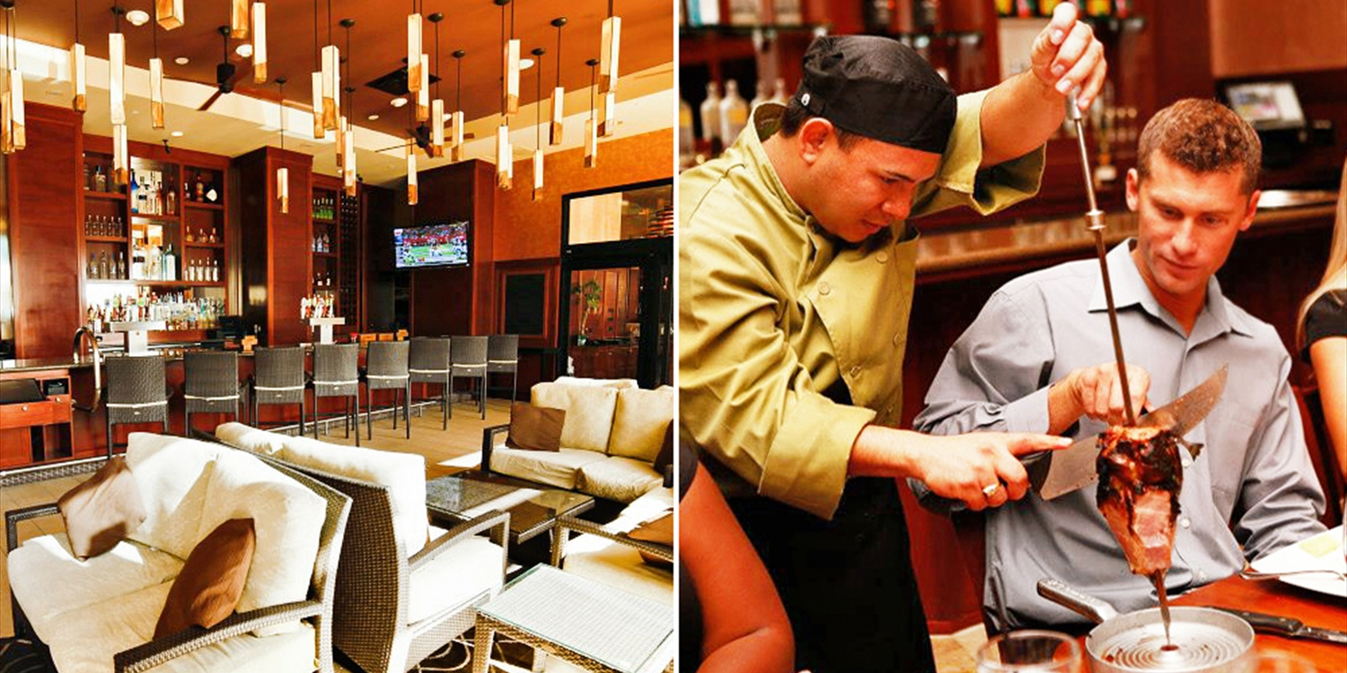 $49 -- CityPlace: Unlimited Brazilian Steak for 2, Reg. $96