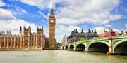 £9.50 -- Sightseeing Summer Bus Tour of London, 50% Off