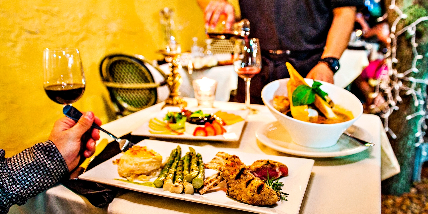 $35 -- Carpe Diem: Dinner for 2 in Delray Beach, Reg. $65