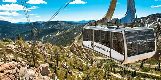 $39 -- Squaw Valley Tram Ride for 2 w/Tahoe Views, Half Off