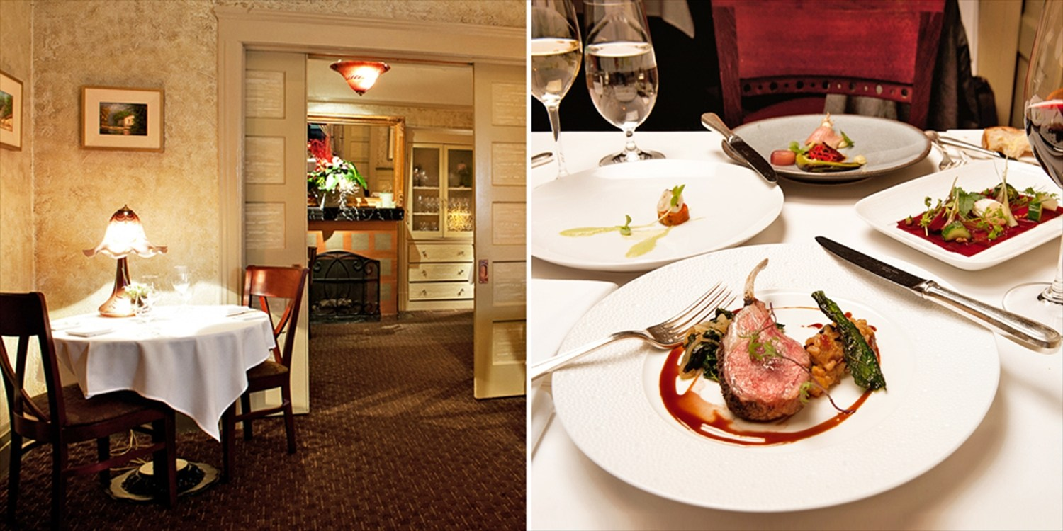 $99 -- Michelin-Starred Chez TJ: Eight-Course Chef's Menu