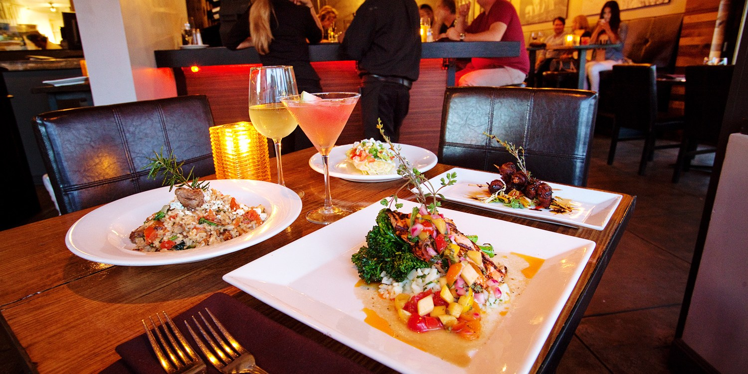 $49 -- Christy's: Tapas-Style Dinner for 2 w/Wine Pairings