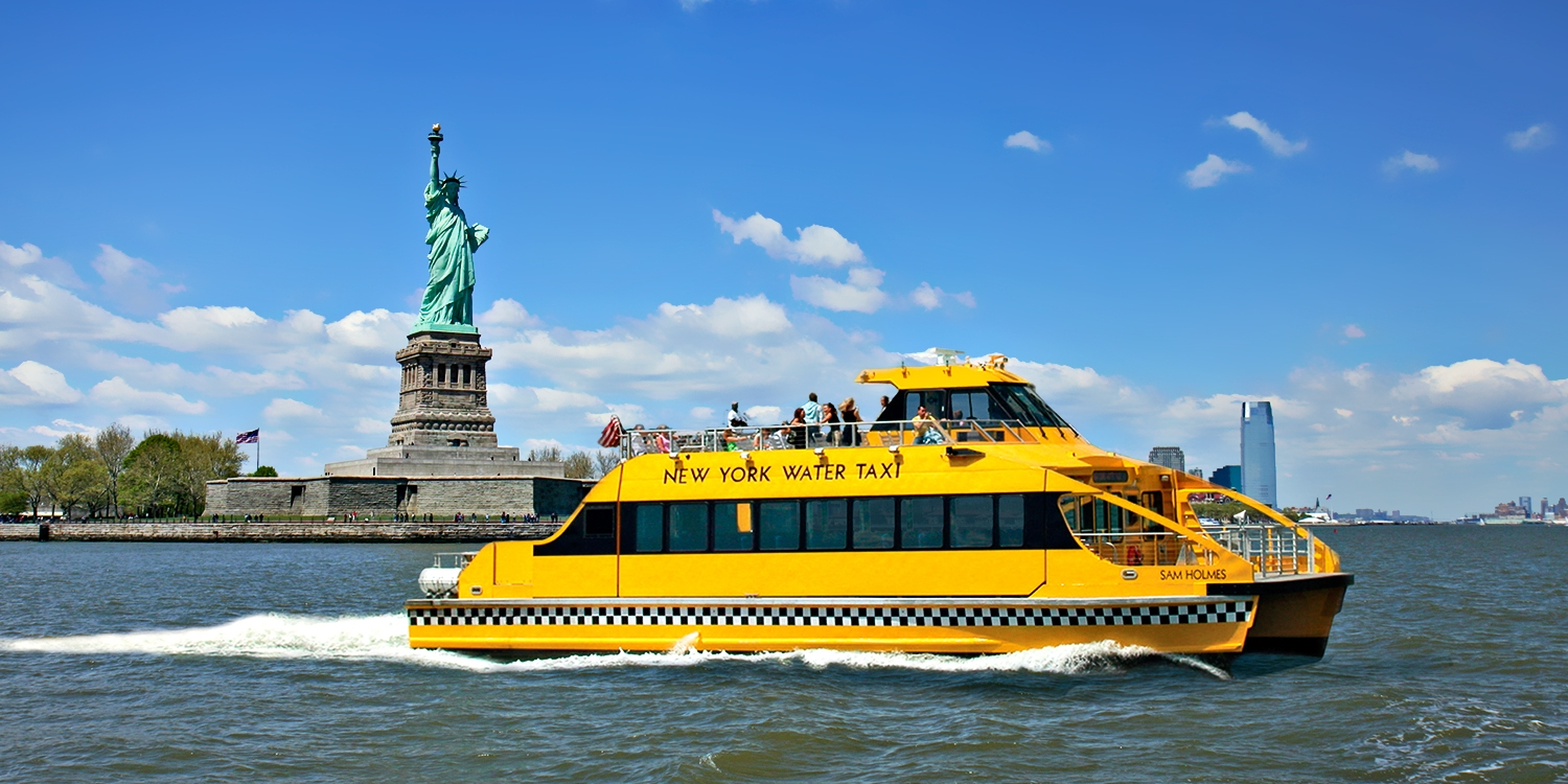 $16 -- Statue of Liberty Cruises through NY Harbor, Reg. $30