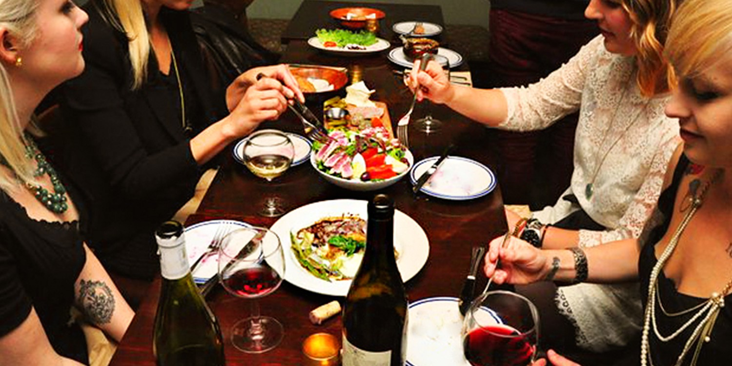 $29 -- Ducroix: French Lunch for 2 in FiDi, Reg. $57