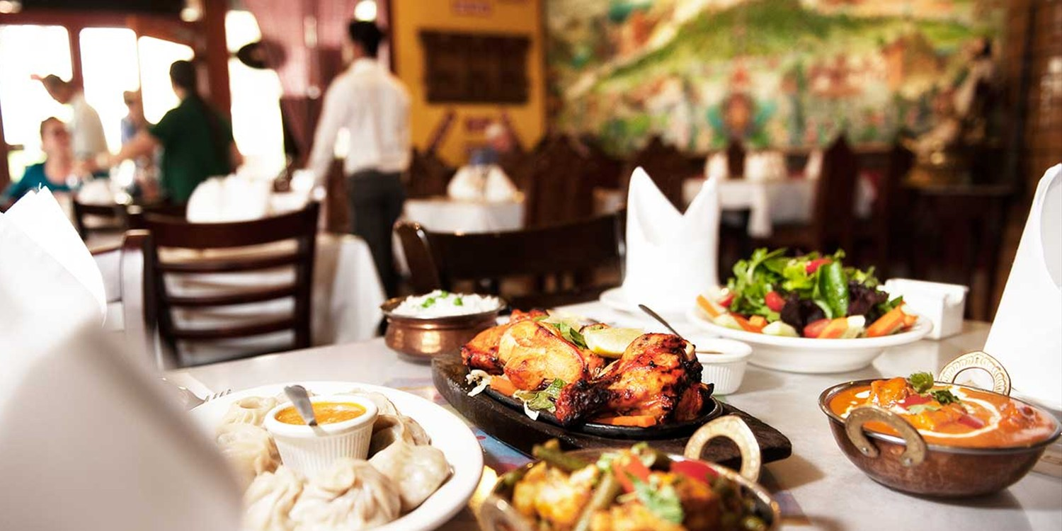 $10 -- Berkeley: 'Impressive' Nepalese Dining w/$20 to Spend