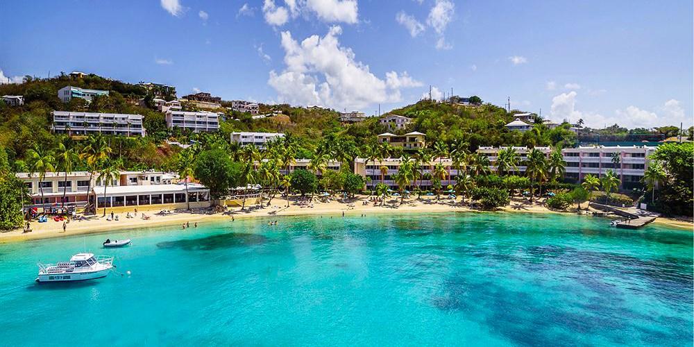 Secret Harbour Beach Resort -- St. Thomas, US Virgin Islands