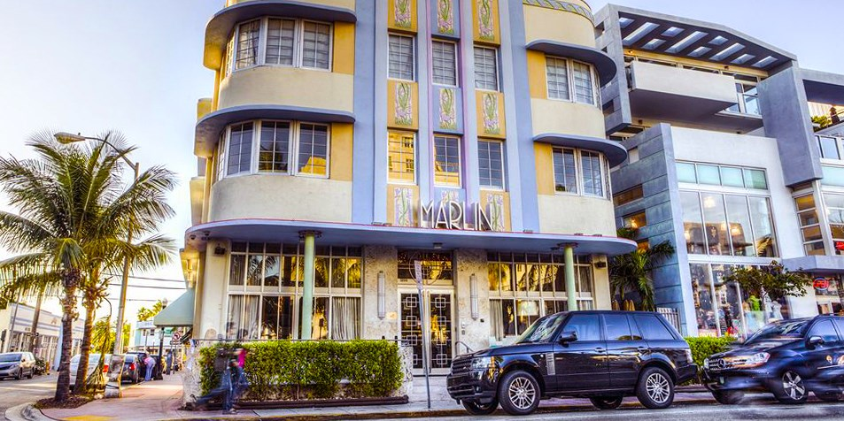 Marlin Hotel -- South Beach