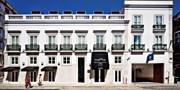 $134 -- Lisbon Hotel w/Breakfast & Wine, 50% Off